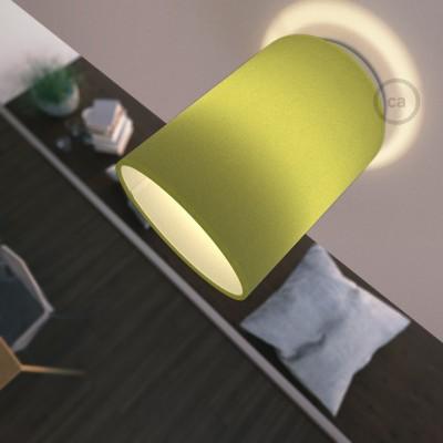 Prihaja Fermaluce s cilindričnim platnenim senčilom!