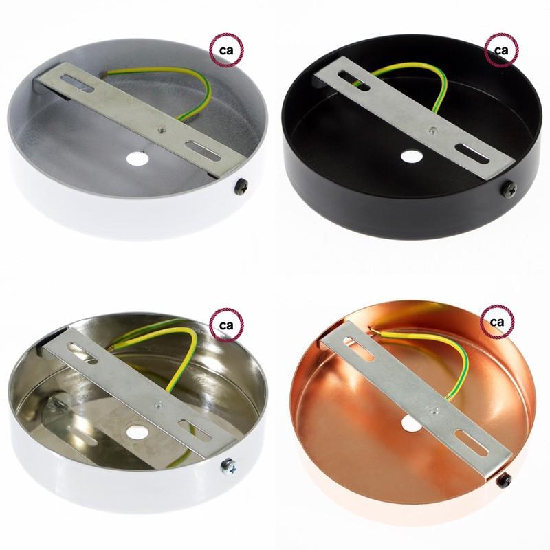 Viseča luč za senčilo z okroglim tekstilnim kablom RS83 - Bordo tvid: lan, gliter in bordo bombaž