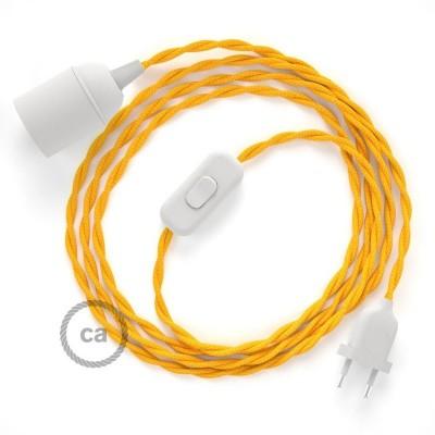SnakeBis komplet za svetilko s tekstilnim kablom - Rumen Rejon TM10