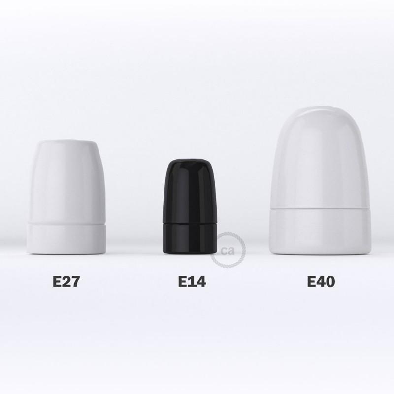 Porcelansko grlo E14 - komplet