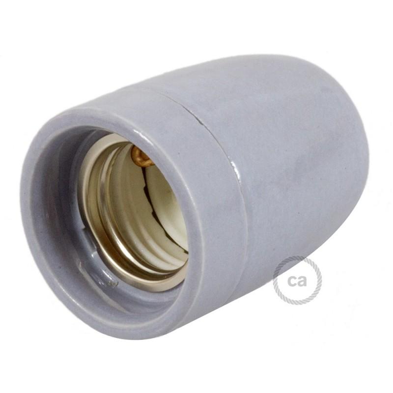 Porcelansko grlo E27 - komplet