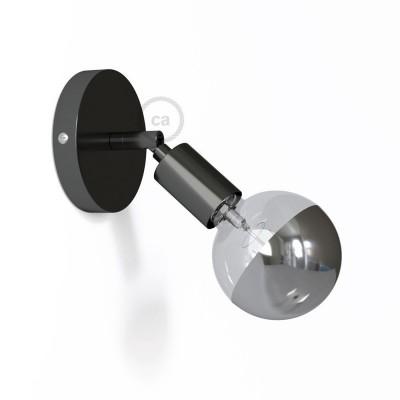 Fermaluce Metallo 90° Urban, nastavljivo kovinsko svetilo za stensko montažo