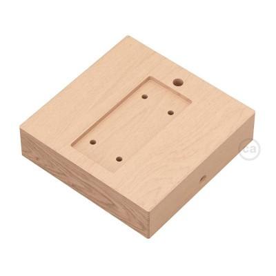 Leseni kvadratni nosilec za Archet(To)