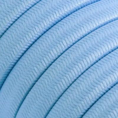 Električni kabel za verigo luči v nebeško modri barvi CM17