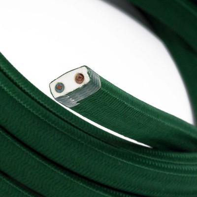 Električni kabel za verigo luči v temno zeleni CM21