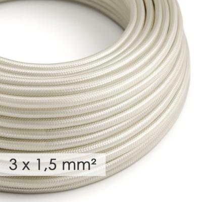 Okrogel kabel večjega preseka (3x1,50) - slonovina RM00