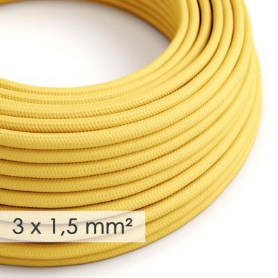 Okrogel kabel večjega preseka (3x1,50) - rumen RM10