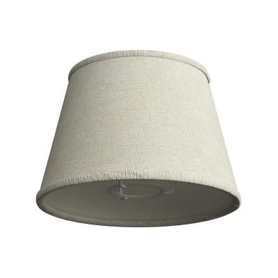 Impero tekstilno senčilo z E27 navojem za namizno ali stensko svetilo - proizvedeno v Italiji