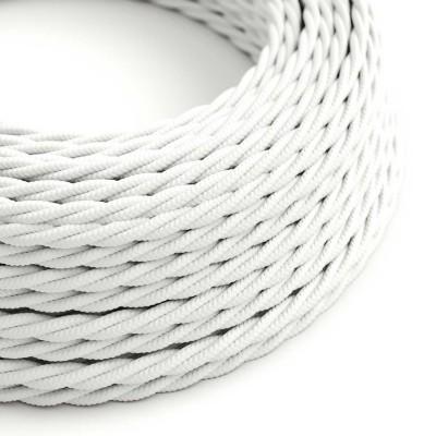 Zavit tekstilen električen kabel TM01 - bel
