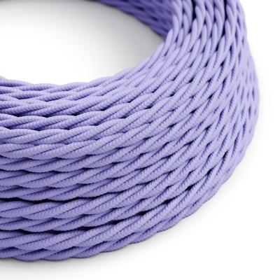 Zavit tekstilen električen kabel TM07 - lila