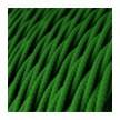 Zavit tekstilen električen kabel TM06 - zelen