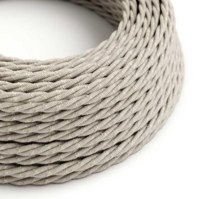 Zavit tekstilen električen kabel Lighting Flex TN01 Naravni nevtralni