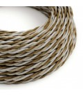 Zavit tekstilen električen kabel Windsor TG01