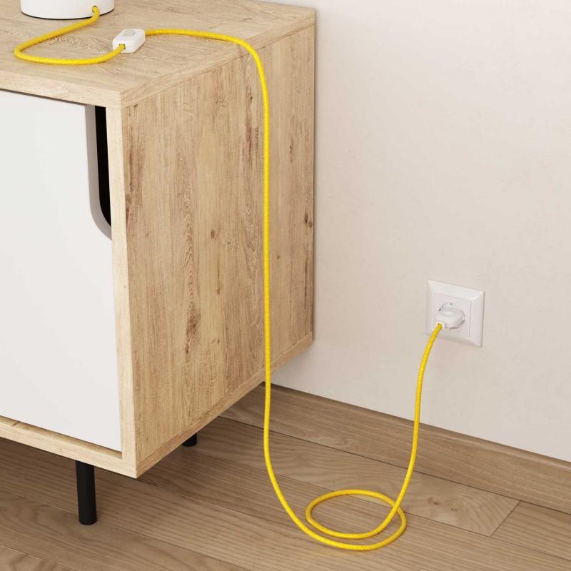 Okrogel električni kabel rajon - RM31 Limona