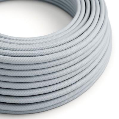 Okrogel električen kabel, rajon RM30 Light Blue