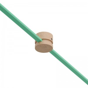 Leseno vodilo za verigo luči, Filé sistem