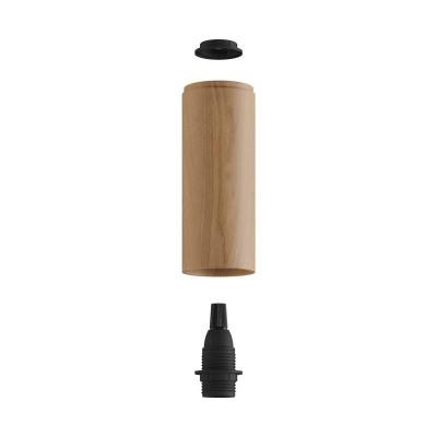 Tub-E14, leseno senčilo za grlo E14