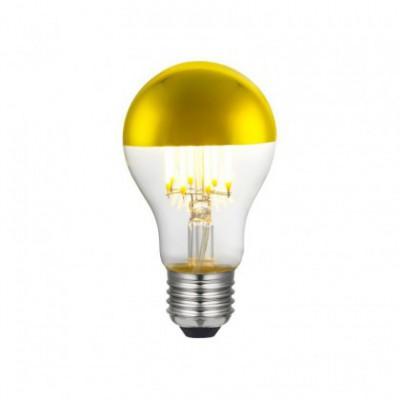 Zlata Drop žarnica A60 LED 7W E27 2700K Zatemnilna